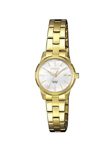 Citizen Eu6072-56D Kadın Kol Saati Altın